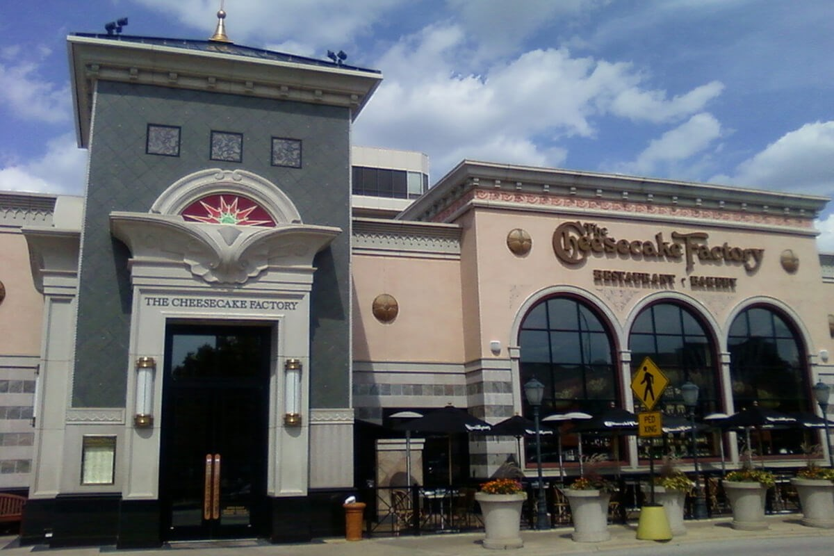 Image of The Cheesecake Factory